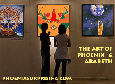 Phoenix & Arabeth Gallery Exhibit